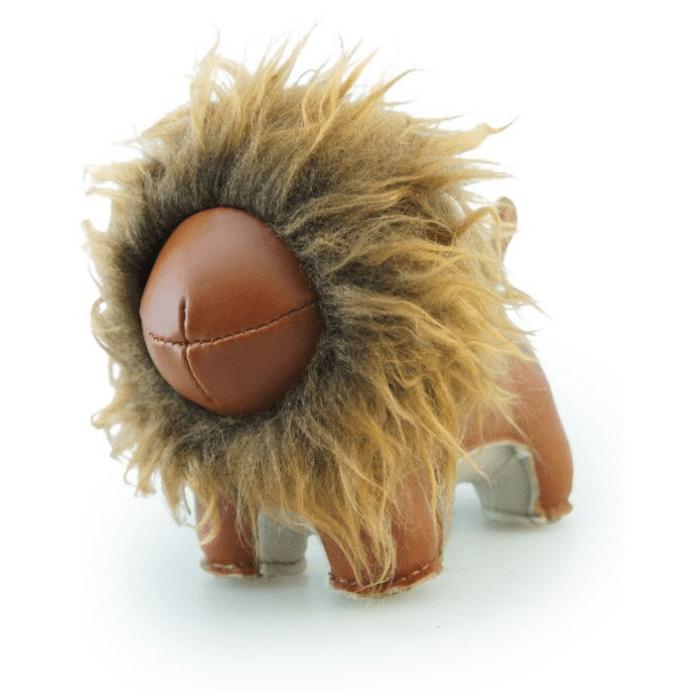 Deurstopper/boekensteun leeuw – Züny