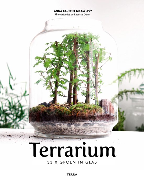boek terrarium planten van Anna Bauer en Noam Levy