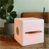 LED kubus met speaker