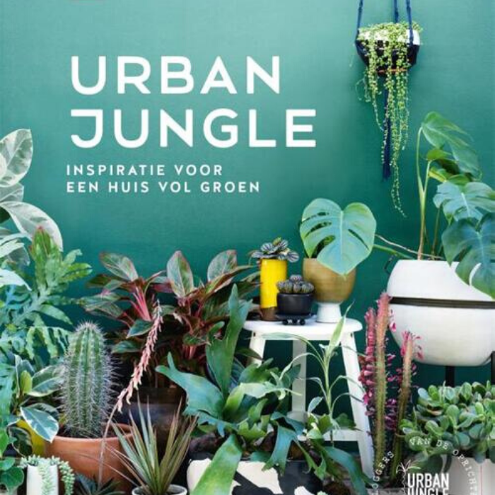 boek urban jungle