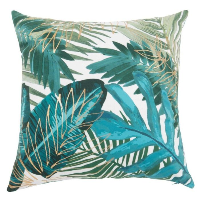 kussenhoes jungle met jungleprint