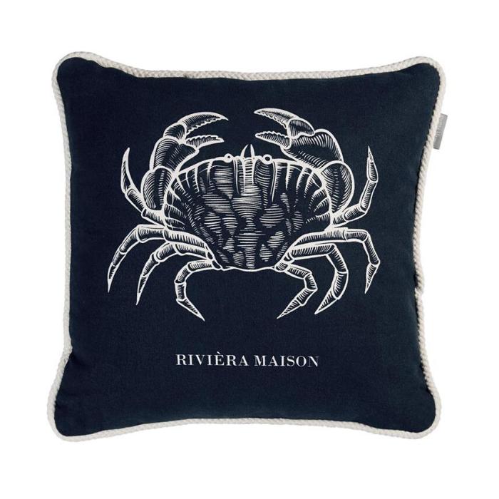 sierkussen riviera maison krab