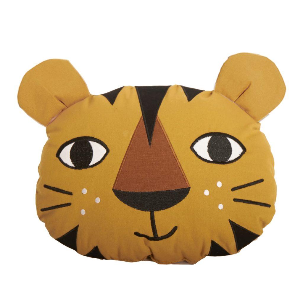 sierkussen tijger