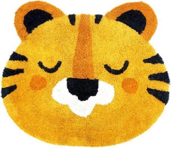 vloertapijt tijger