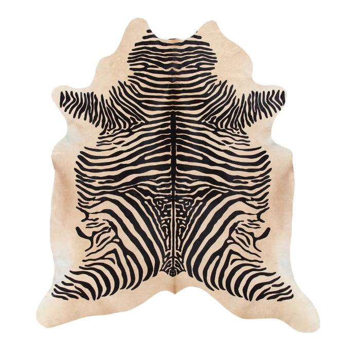 vloermat-dierenprint-zebraprint-leder