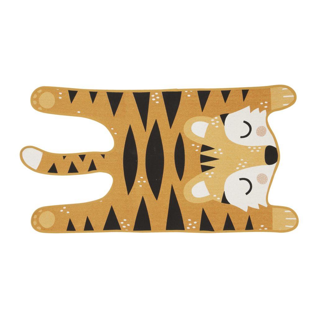 vloermat tijger
