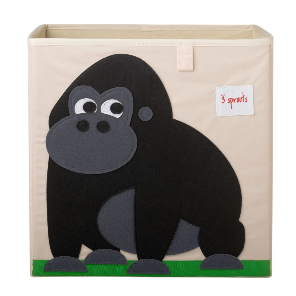 opbergmand gorilla
